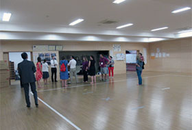 School visit: HIROO GAKUEN Junior and Senior High School
