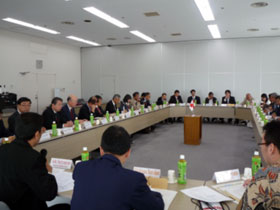 The Third Japan-Indonesia Textile Cooperation Working Group