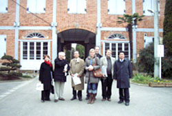 Tour of Tomioka Silk Mill