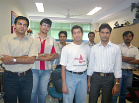Students from the Indian Institute of Technology(IIT): Not only IT but also robotic development businesses are started.