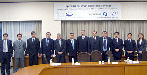 Participants in the panel discussion (March 6)
