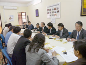 Seminar by experts at HANOI TAC (Hanoi)