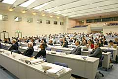 First Day(Audience at the Symposium)