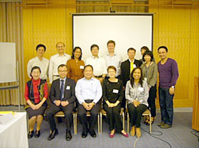 The participating APEC experts